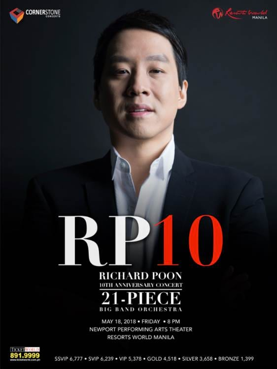 RP10 - Richard Poon Anniversary Concert