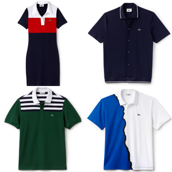 bfd7f4cbb6459 Lacoste 85th Anniversary Collection: A Look Back at Eight Decades of ...