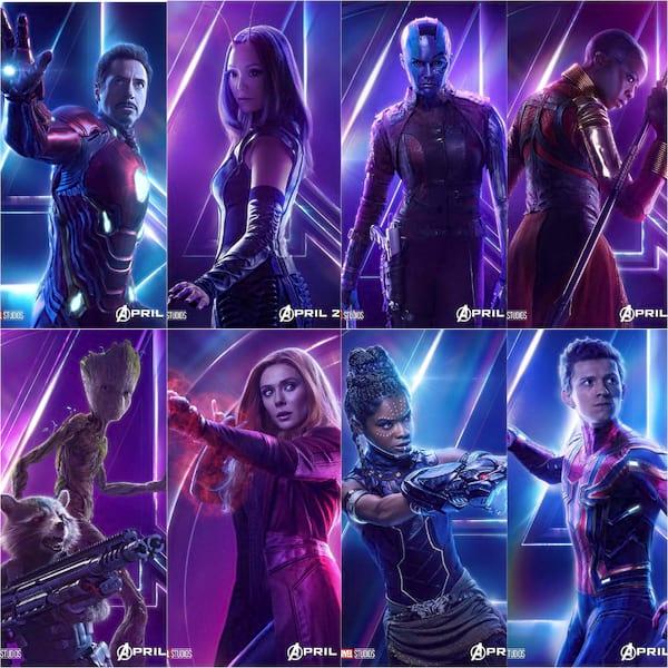 Avengers: Infinity War | ClickTheCity Movies