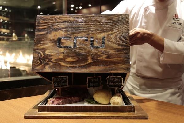 Cru Steakhouse Mystery Box Challenge