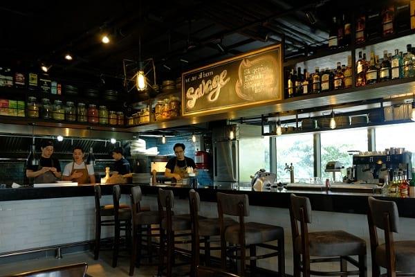 International restaurant savage chef josh boutwood 39 s new for Primal kitchen restaurant