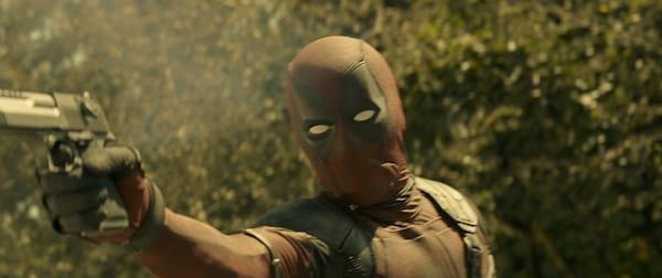 Deadpool 2 Clickthecity Movies