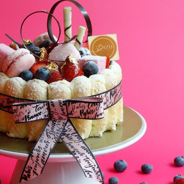 Charlotte Cake by Bizu