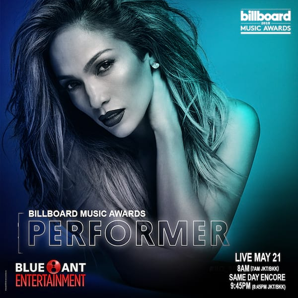 Jennifer Lopez on BBMA's