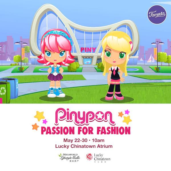 Pinypon: Passion for Fashion