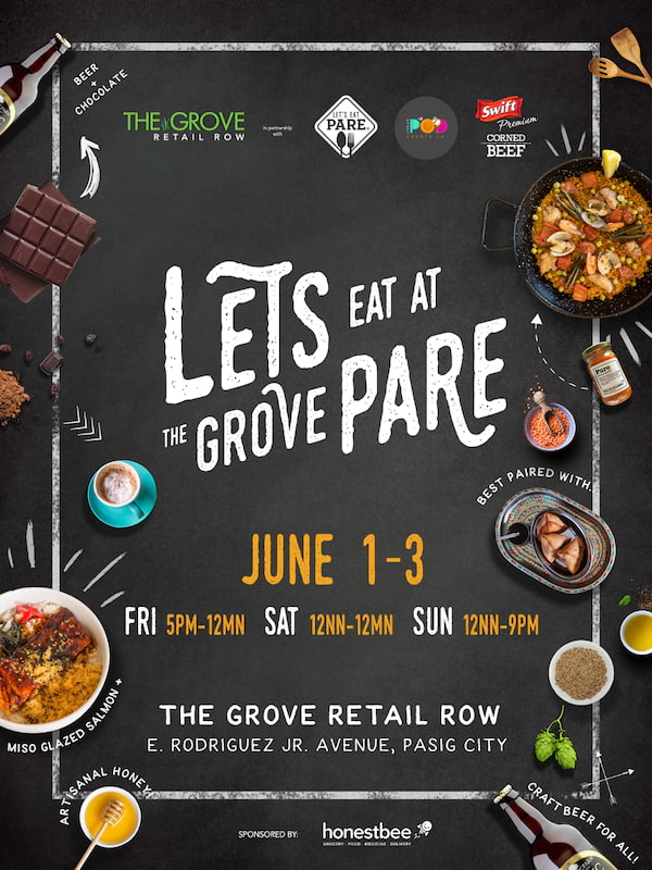 Lets East at The Grove Pare
