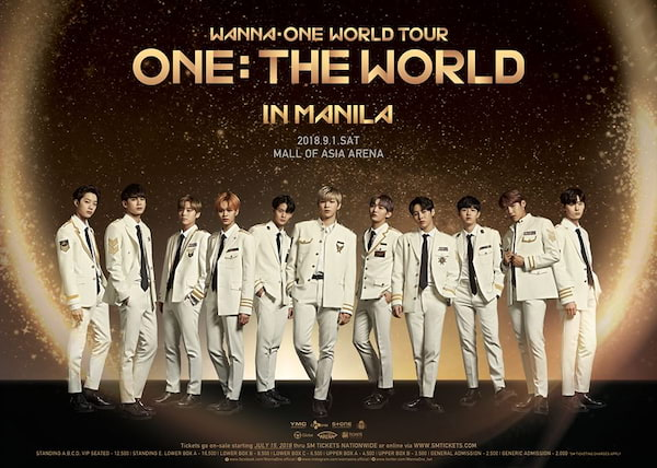 Concert Rundown Here Are All The K Pop Acts Heading To Manila This