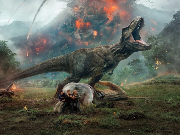 First listen: Michael Giacchino on his new 'Jurassic World: Fallen Kingdom' theme