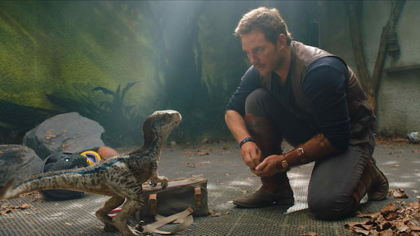 Does Fallen Kingdom have an end credits scene?