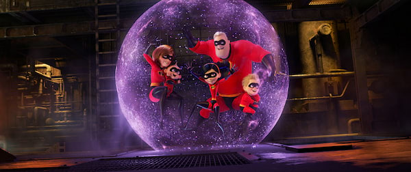Interview with Bryn Imagire of Incredibles 2