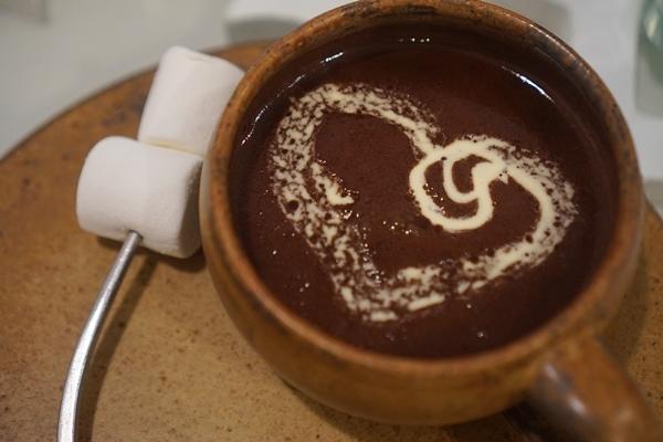 hot chocolate in metro manila