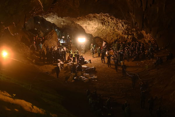 Operations Thai Cave Rescue 2