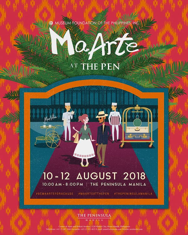 MaArte at the Pen 2018
