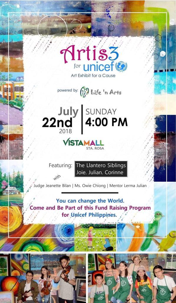 Artis3 for UNICEF