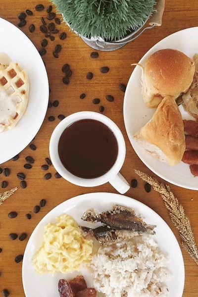 breakfast eat-all-you-can in metro manila