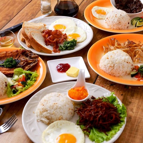 breakfast eat-all-you-can in metro manila