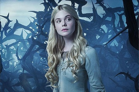 Elle Fanning Is Princess Aurora In Maleficent
