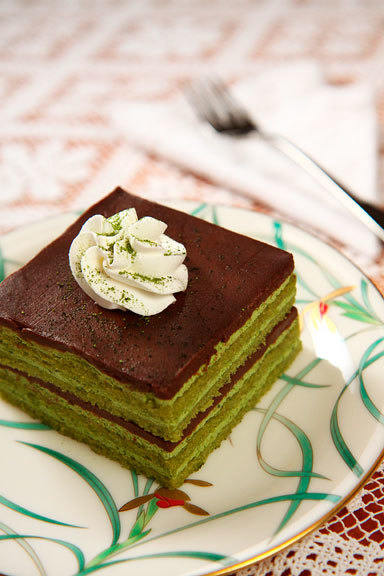 Green Tea Cakes Manila