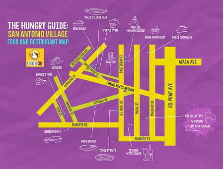 The Hungry Guide: San Antonio Village, Makati Food and ... on salcedo village makati map, san antonio tx zip code map, angeles city, marikina city, muntinlupa city, caloocan city, metro manila, mandaluyong city, quezon city, zamboanga city, cebu city, davao city, pasay city, san lorenzo village makati map, legaspi village makati map, taguig city, pasig city, san antonio city street map,