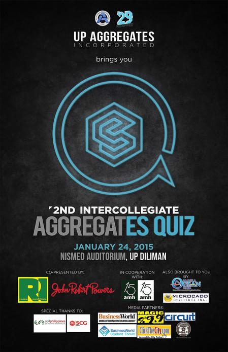 2nd Intercollegiate AggregatES Quiz | ClickTheCity Events