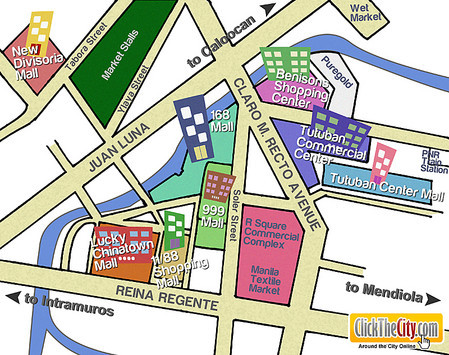 A Guide To Divisoria Philippines Shopping Mecca Clickthecity