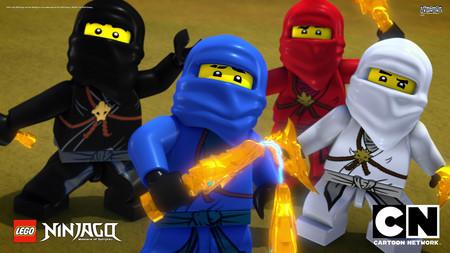 Cartoon Network Ready Set Ninjago Clickthecity Tv