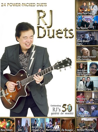 Ramon 'RJ' Jacinto Celebrates 50 Years In Music with 'RJ