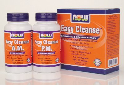 Detox The Easy Way With 'NOW® Easy Cleanse™' | ClickTheCity