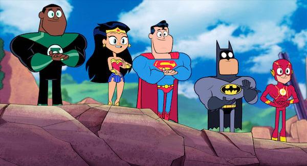 Teen Titans Go Animators from Snipple Animation