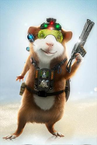 Sam Rockwell Lends His Voice To Darwin Leader Of The G Force Clickthecity