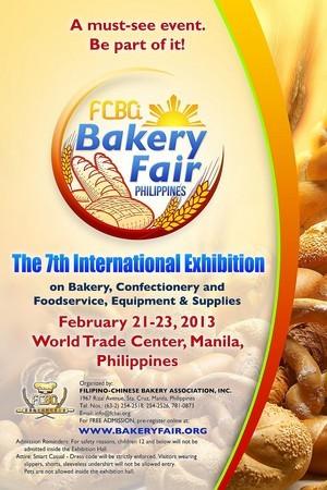 Bakery Fair 2013 | ClickTheCity Events
