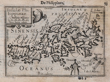 Direction Map Philippines on