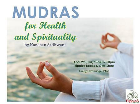 Mudras for Health & Spirituality | ClickTheCity Events