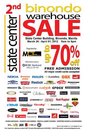 e002eba5205e After the successful staging of the Binondo Warehouse Sale last year