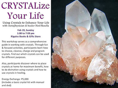 CRYSTALize Your Life: Using Crystals to Enhance Your Life