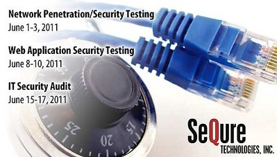 Web Security Testing Training | ClickTheCity Events