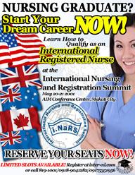 Inter-Ed hosts International Nursing and Registration Summit