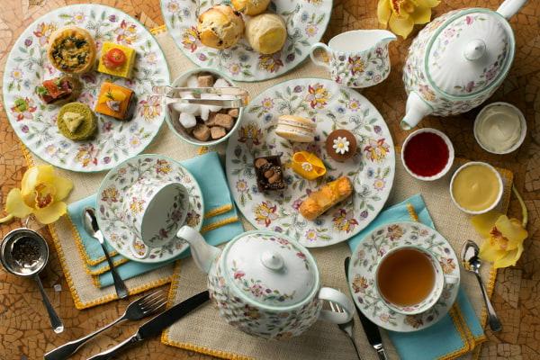 MaArTEA Afternoon Tea Collection MaArte at the Pen 2018