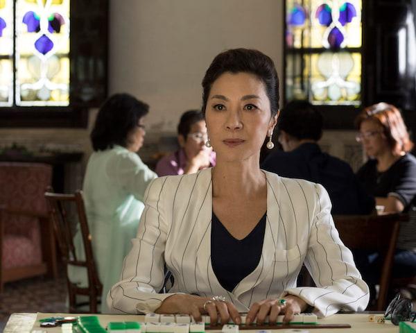 Crazy Rich Asians   ClickTheCity Movies
