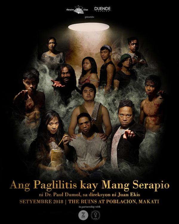 Ang Paglilitis Kay Mang Serafio