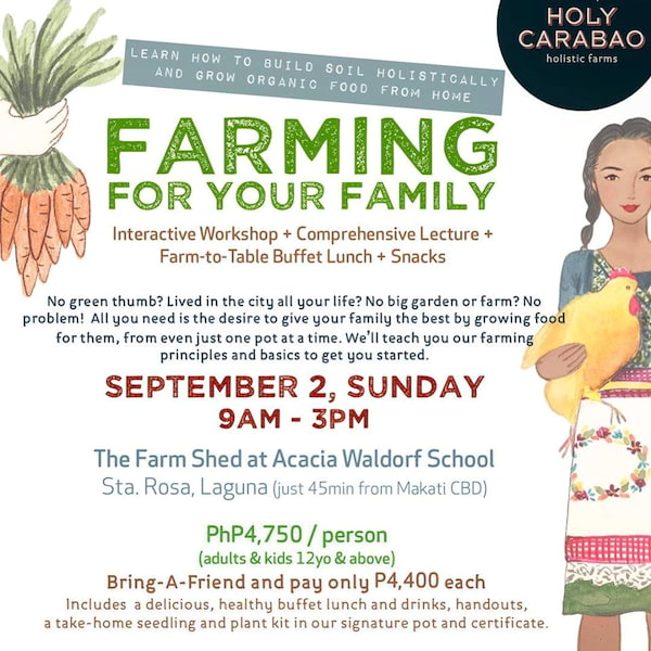 Farming For Your Family