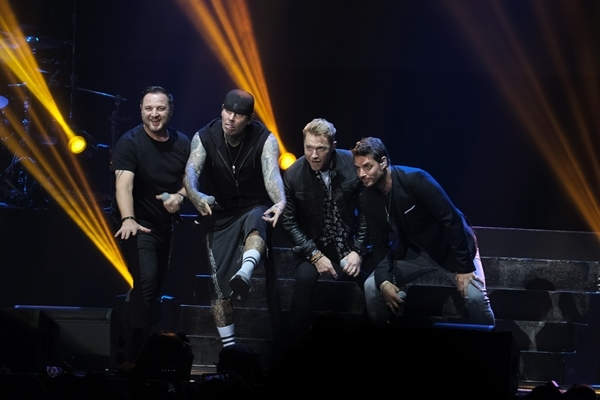 Boyzone's 25th Anniversary and Farewell Tour in Manila