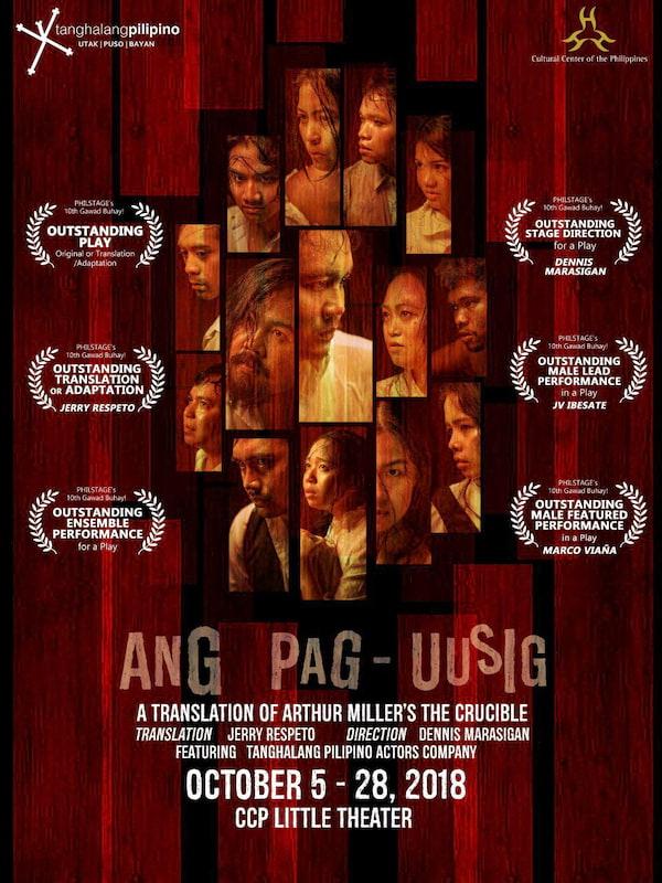 Ang Pag-uusig