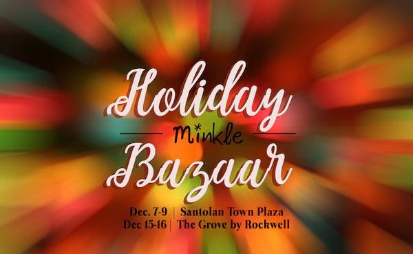 Holiday Minkle Bazaar