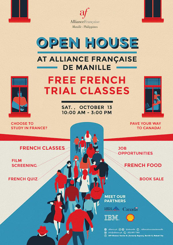 Free French Trial Classes