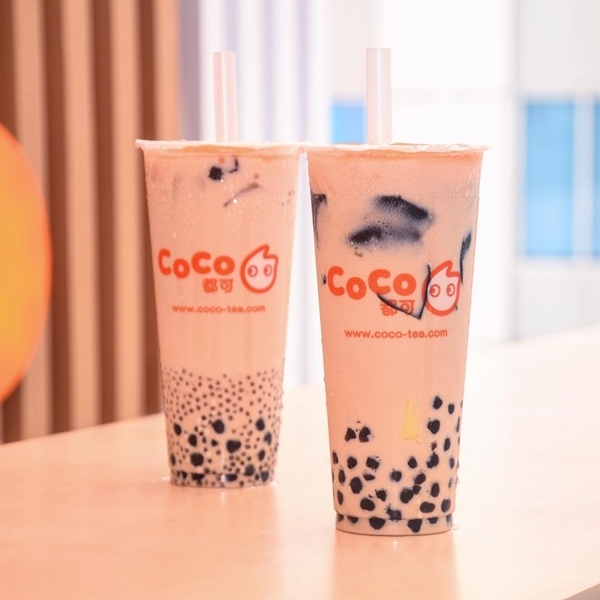 milk tea drinks in metro manila