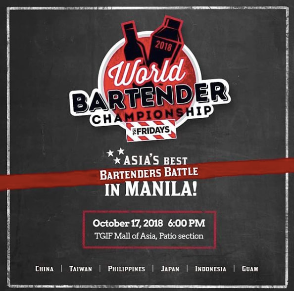 TGI FRIDAYS Asia Pacific Barchamps 2018