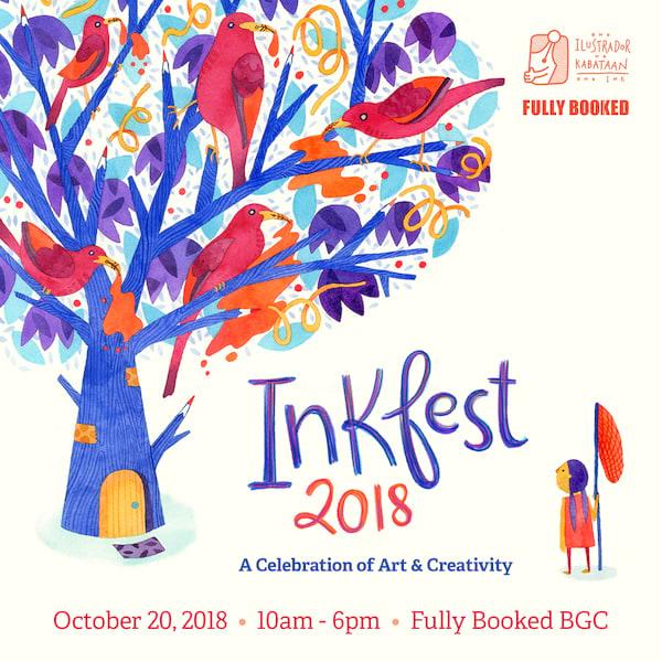 InkFest 2018