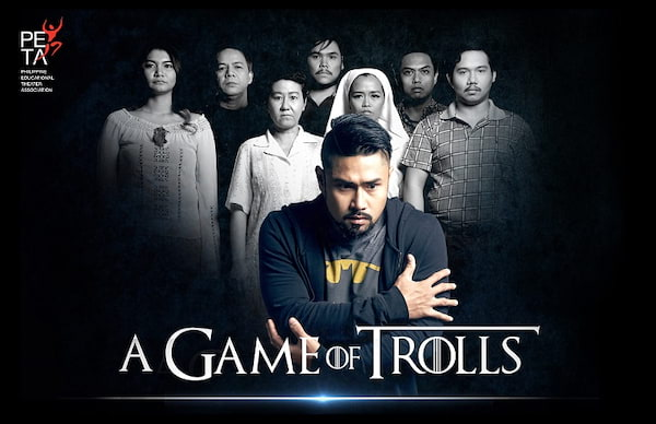 ;A Game of Trolls: A Martial Law Musical