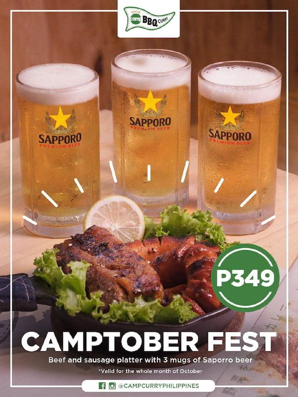 Camptober Fest